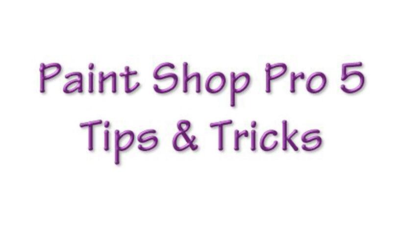 Print Shop Pro 5
